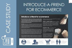 ecommerce thumbnail - Why use a Referral Marketing Program Now