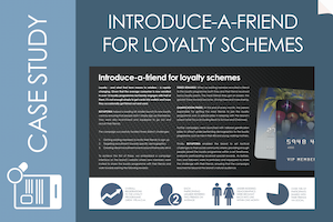 loyalty thumbnail - Why use a Referral Marketing Program Now