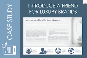 luxury thumbnail - Why use a Referral Marketing Program Now